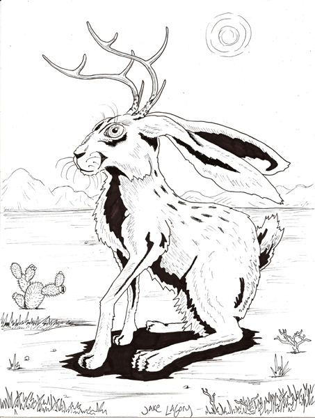 cryptid coloring pages - photo#28