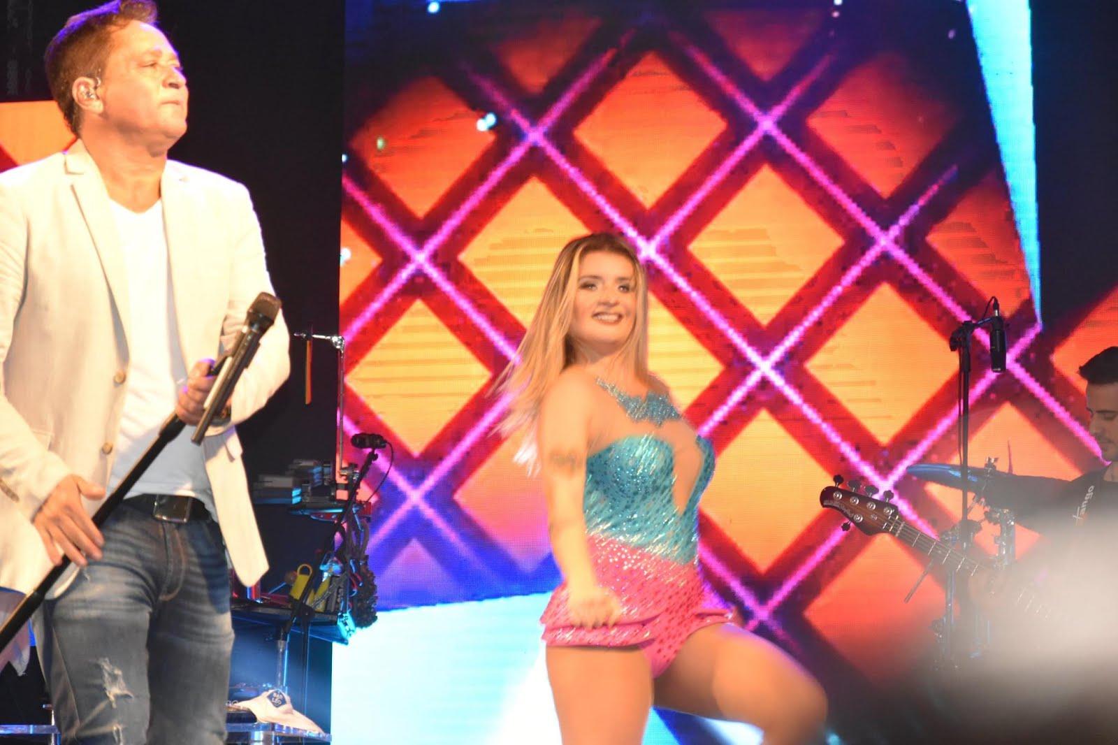 Turnê Canto Bebo E  Choro Leonardo em BACILÂNDIA/GO 7/7/2018