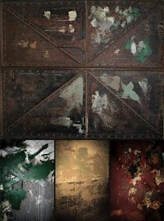Сборник естественных гранж-текстур