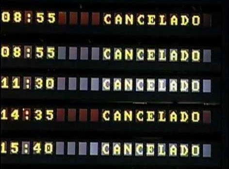 fiscalidad de indemnización de vuelo cancelado