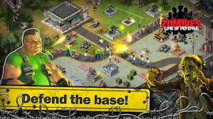 Game Zombies Line Of Defense TD MOD Apk Terbaru