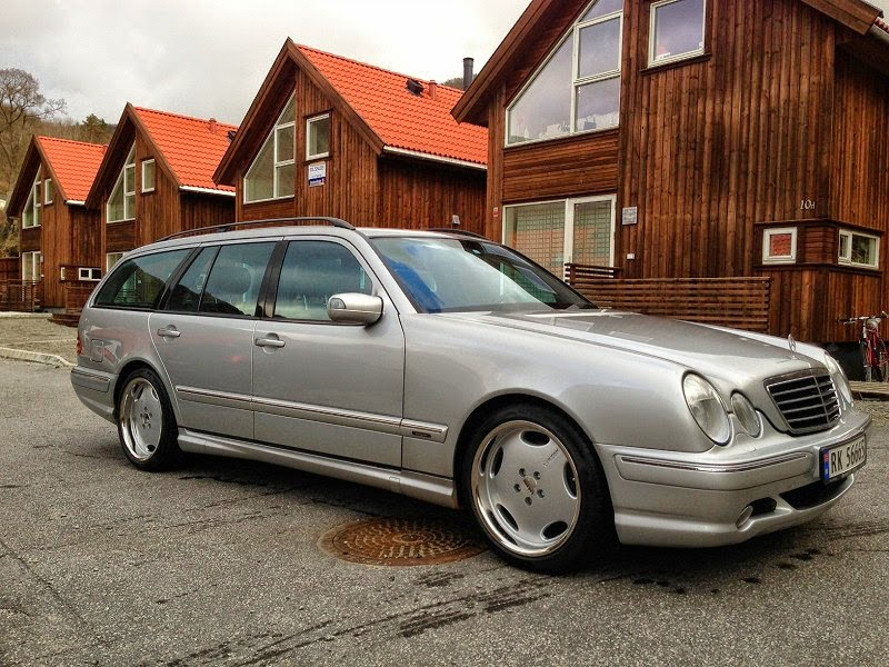 Mercedes benz s210 e55 amg 4matic estate benztuning for Mercedes benz 210