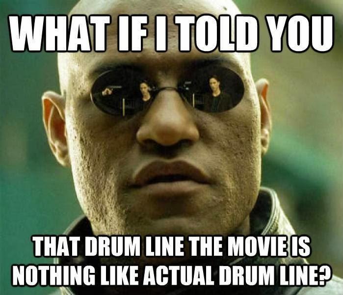matrix+drumline+movie+funny percussion and drum stuff 2013