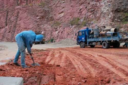 Campesinos de Junacas en emergencia por construcción de ruta al Chaco