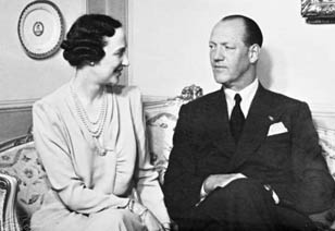 Axel et Margaretha de Danemark
