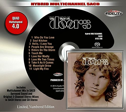 The Best of the Doors SACD