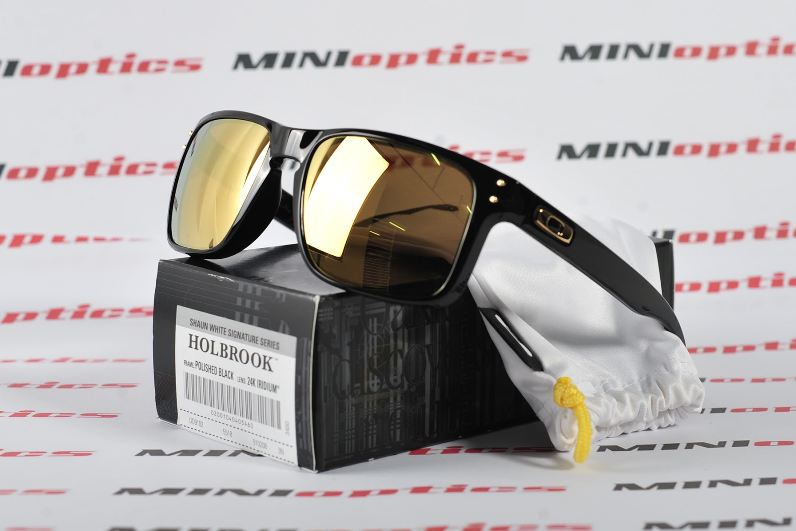 06350418c Oakley Holbrook Polished Black 24k Iridium | www.tapdance.org