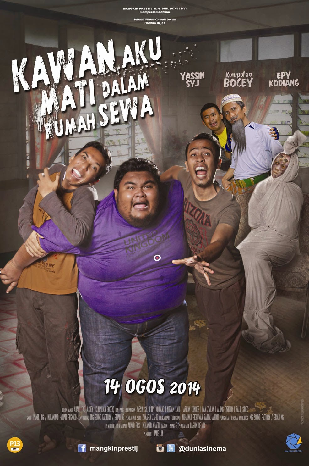 KAWAN AKU MATI DALAM RUMAH SEWA download Full movie