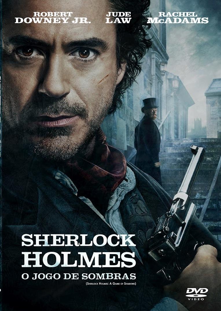 Sherlock Holmes 2: O Jogo de Sombras – Dublado (2011)