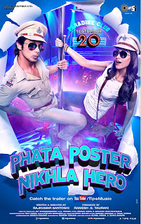 wallpaper of phata poster nikla hero