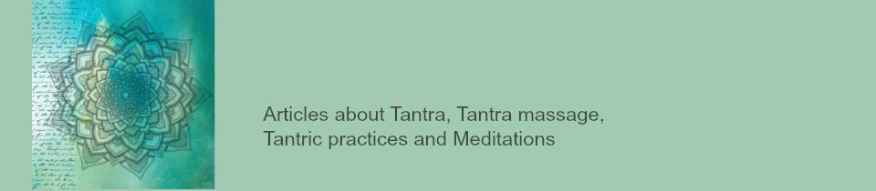 Tantra Massage london