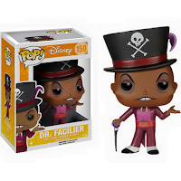 Funko Pop! Dr. Facilier