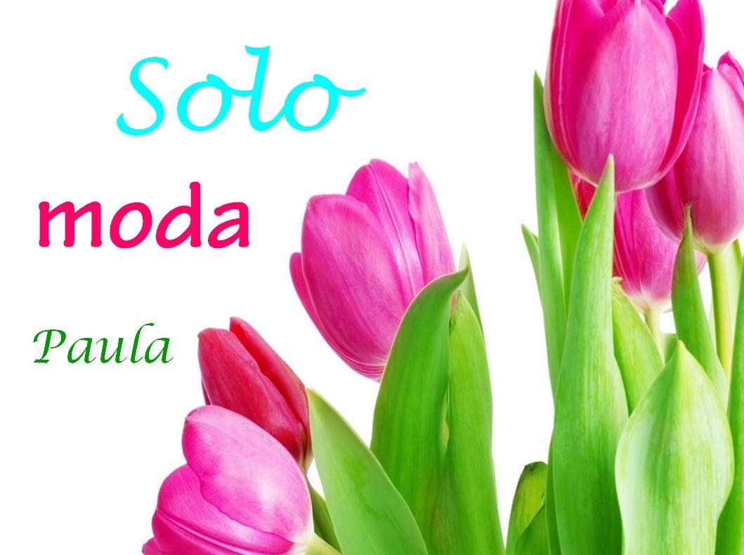 SOLO MODA PAULA