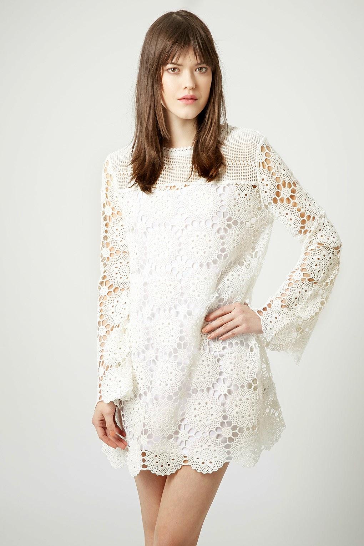lace 70s dress 2015