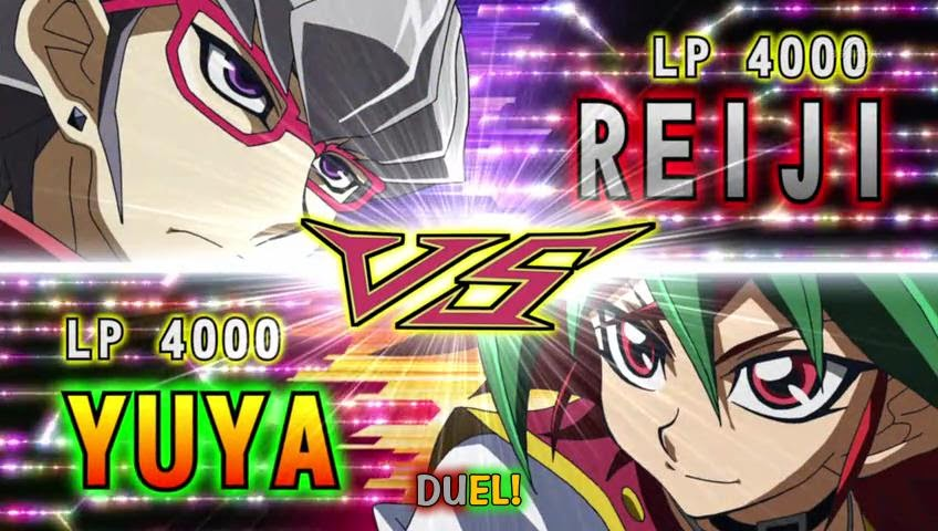 Yu-Gi-Oh! Arc V Episode 12 Subtitle Indonesia