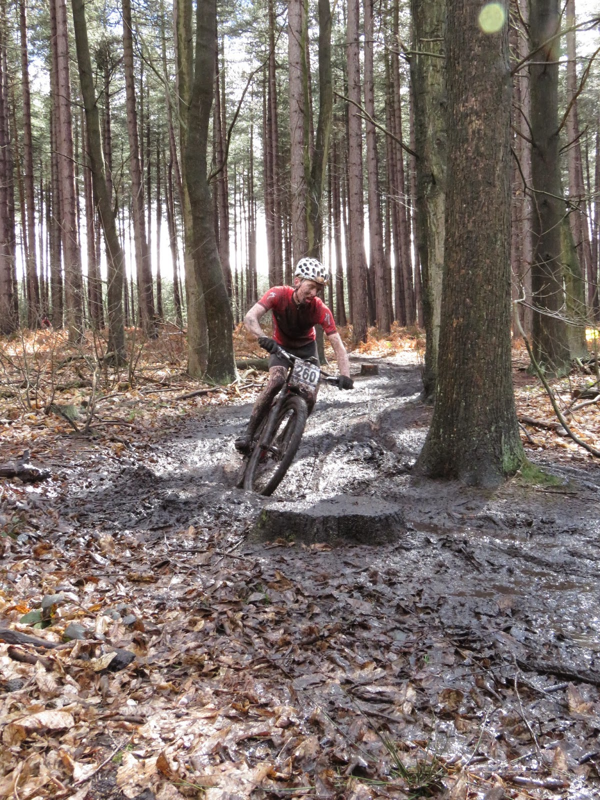 British Cycling Mtb Cross Country Race Series A 1st Time