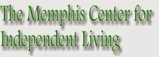 Text Graphic: The Memphis Center for Independent Living