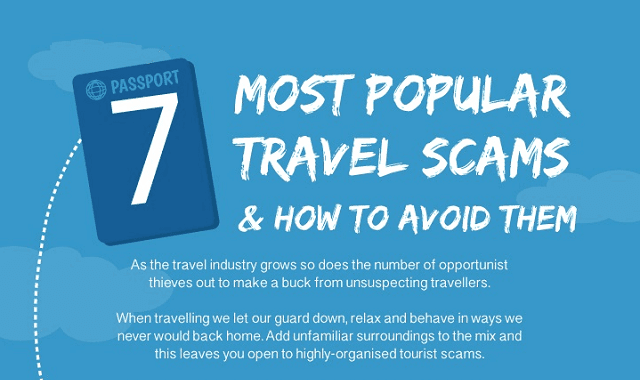 Image: 7 Most Popular Travel Scams and How to Avoid Them