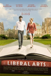 Liberal Arts Movie Poster