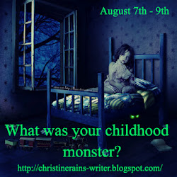 Childhood Monster Blog Fest