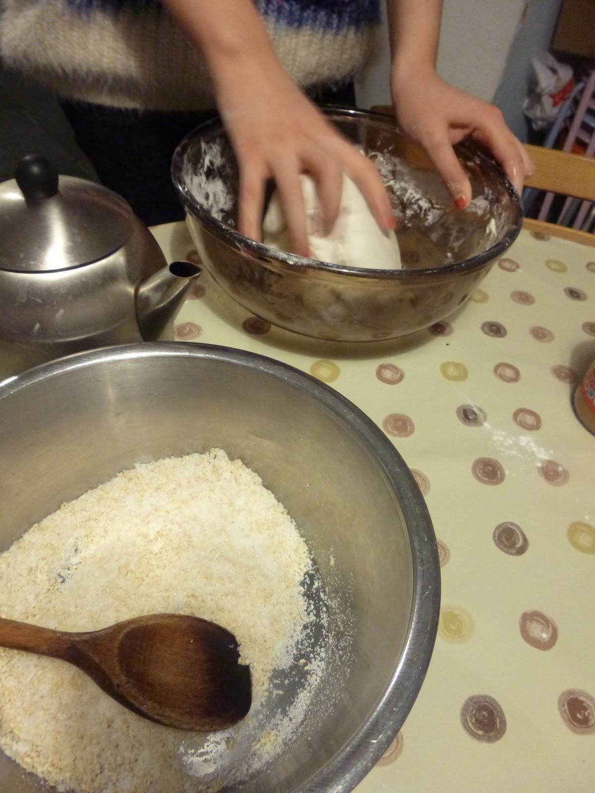 how to make dumplings not stick