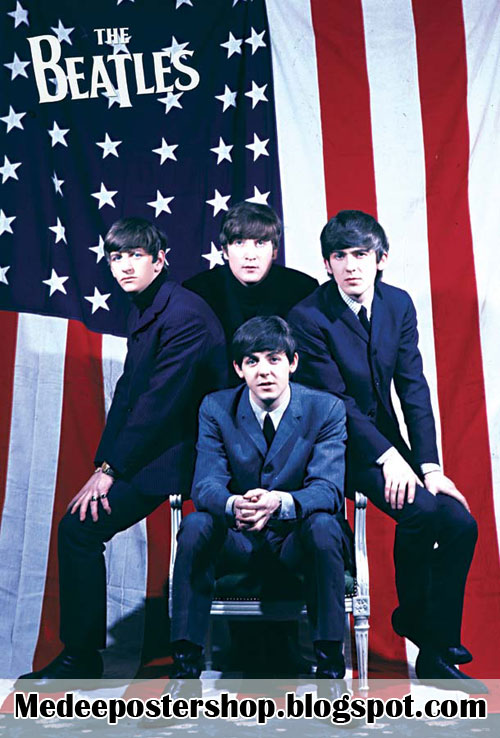 The Beatles Poster - 01