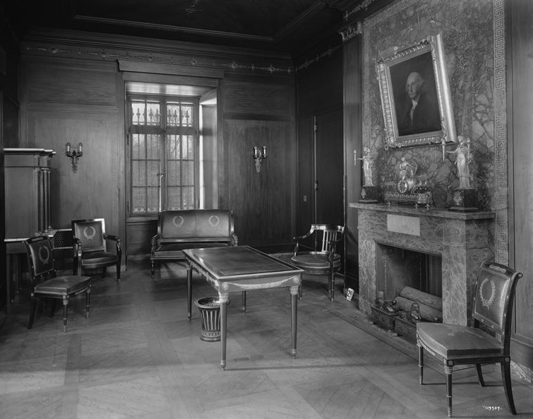 The Gilded Age Era: The William A. Clark Mansion, New York ...