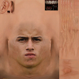 James Rodrigues Porto (scan face )