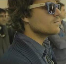 anuncio Opticalia Dani Matín