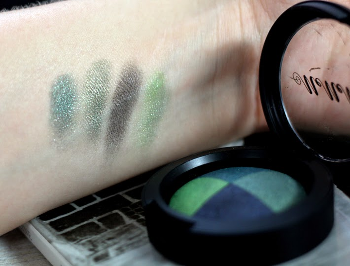 MeMeMe Cosmetics Eye Inspire Catwalk Quad Collection