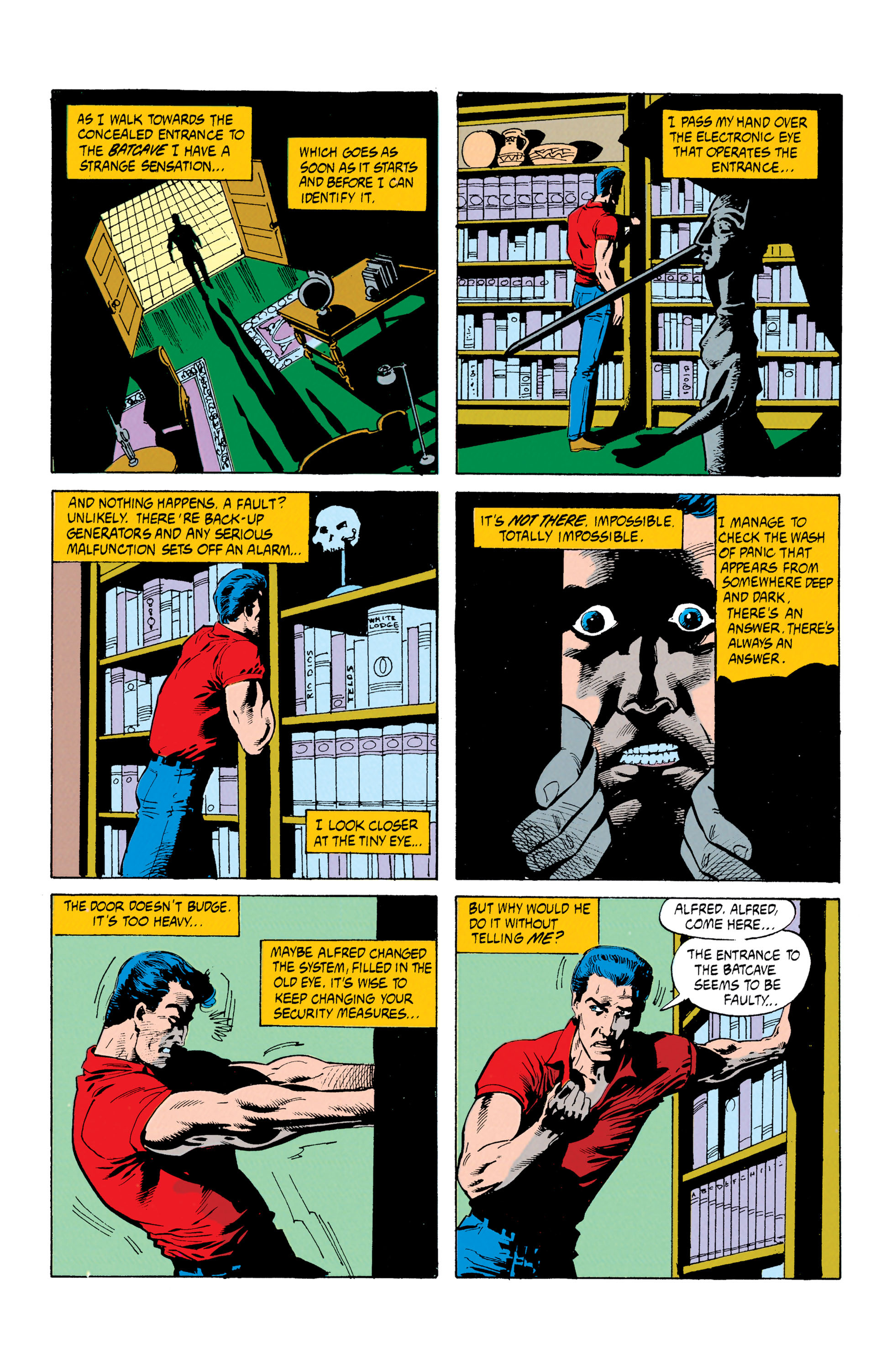 Detective Comics (1937) Issue #633 Page 5