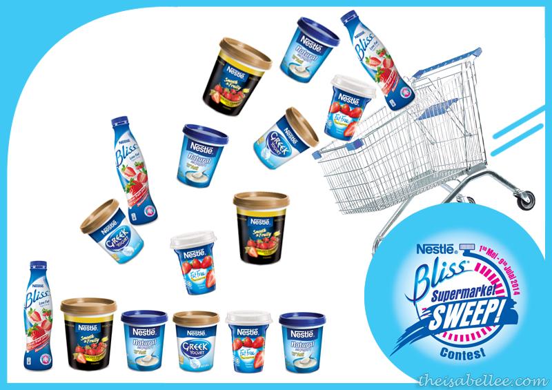 Nestle Bliss Supermarket Sweep
