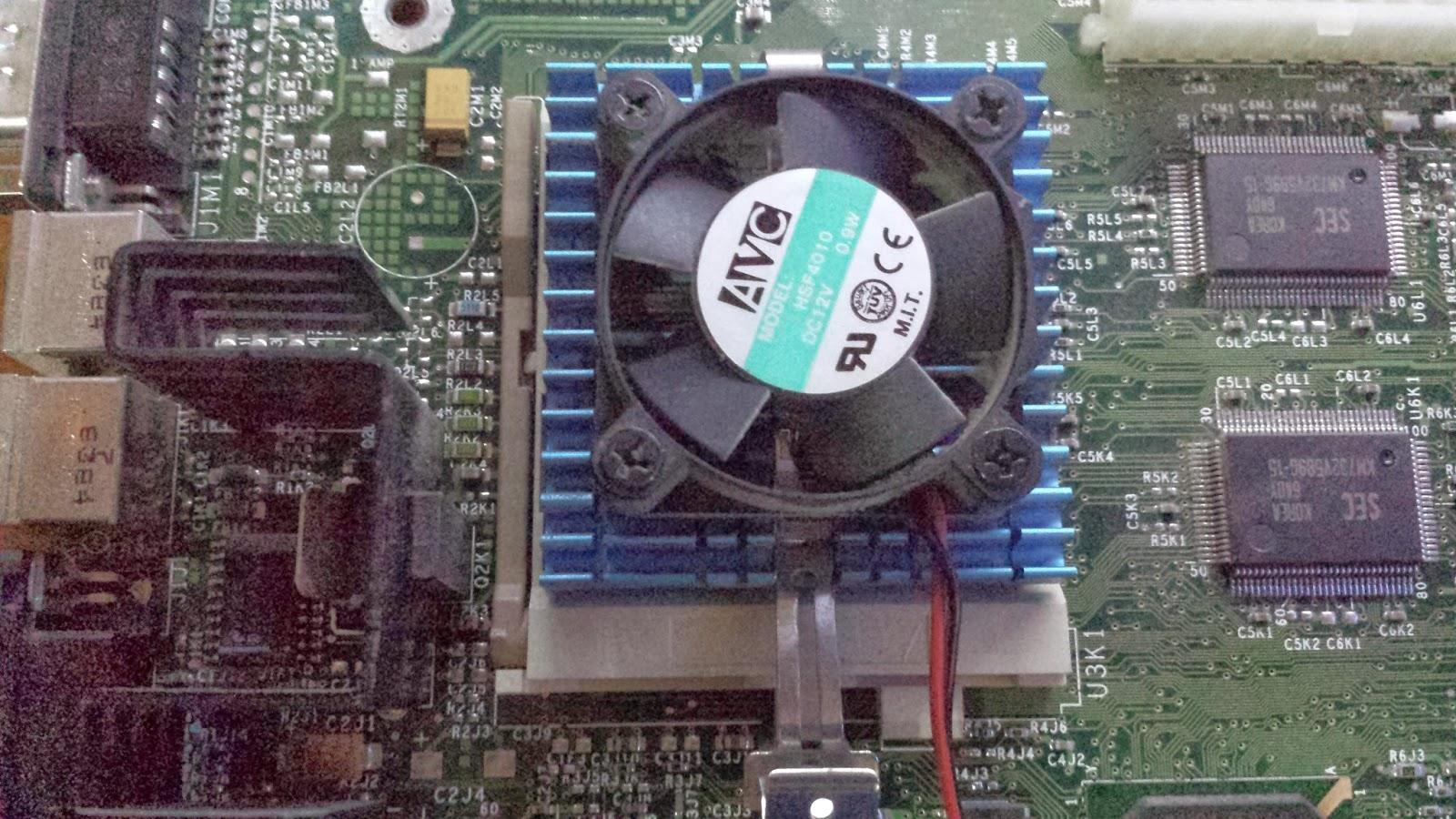 Disipador Pentium I
