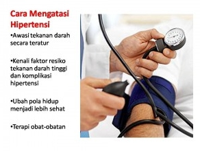 Gejala Dan Cara Mencegah Penyakit Hipertensi