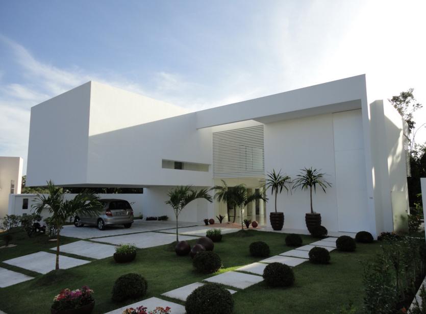 1000 imagens sobre casas no pinterest for Casa modelo minimalista