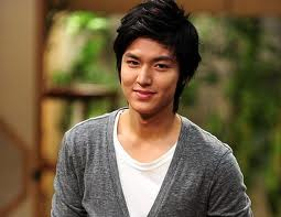 Lee Min Ho, a male artist from South Korea