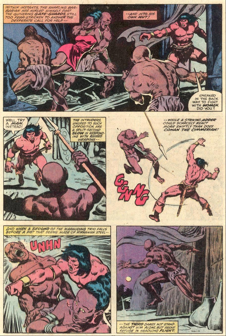 Conan the Barbarian (1970) Issue #102 #114 - English 10