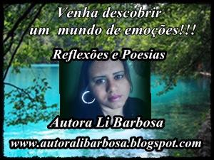 Autora Li Barbosa
