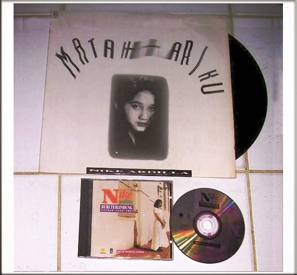 EP Vinyl & CD Single