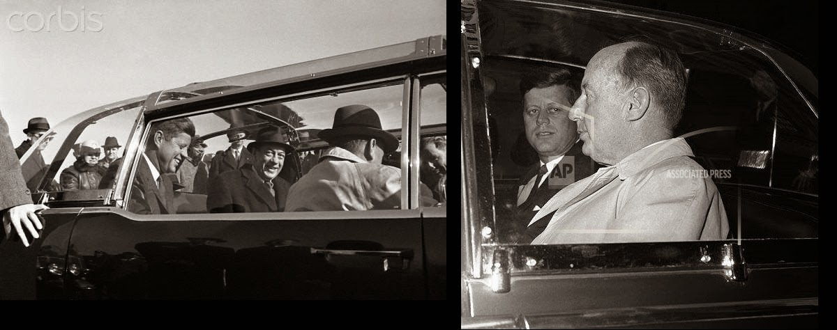 JFK bubbletop New York 1/19/62