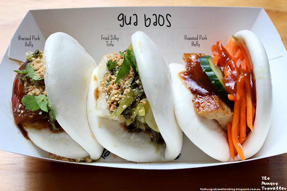 The Hungry Traveller A Melbourne Food Blog Wonderbao