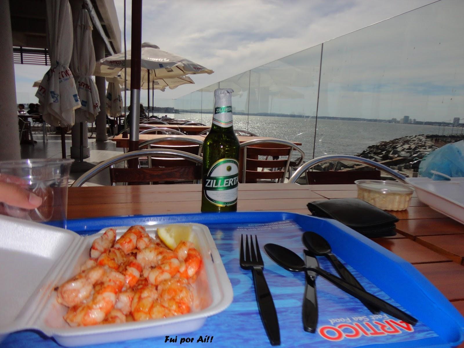 restaurante de frutos do mar