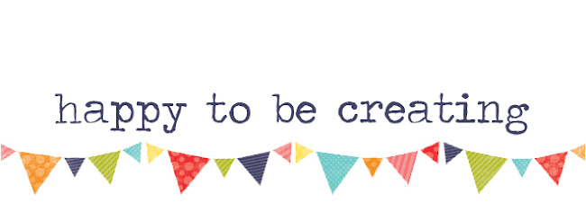 Happy to be creating
