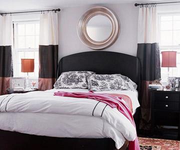 stylish upholstered headboards decorating ideas 2012