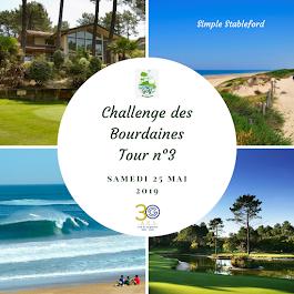 Tour N°3 Challenge des Bourdaines