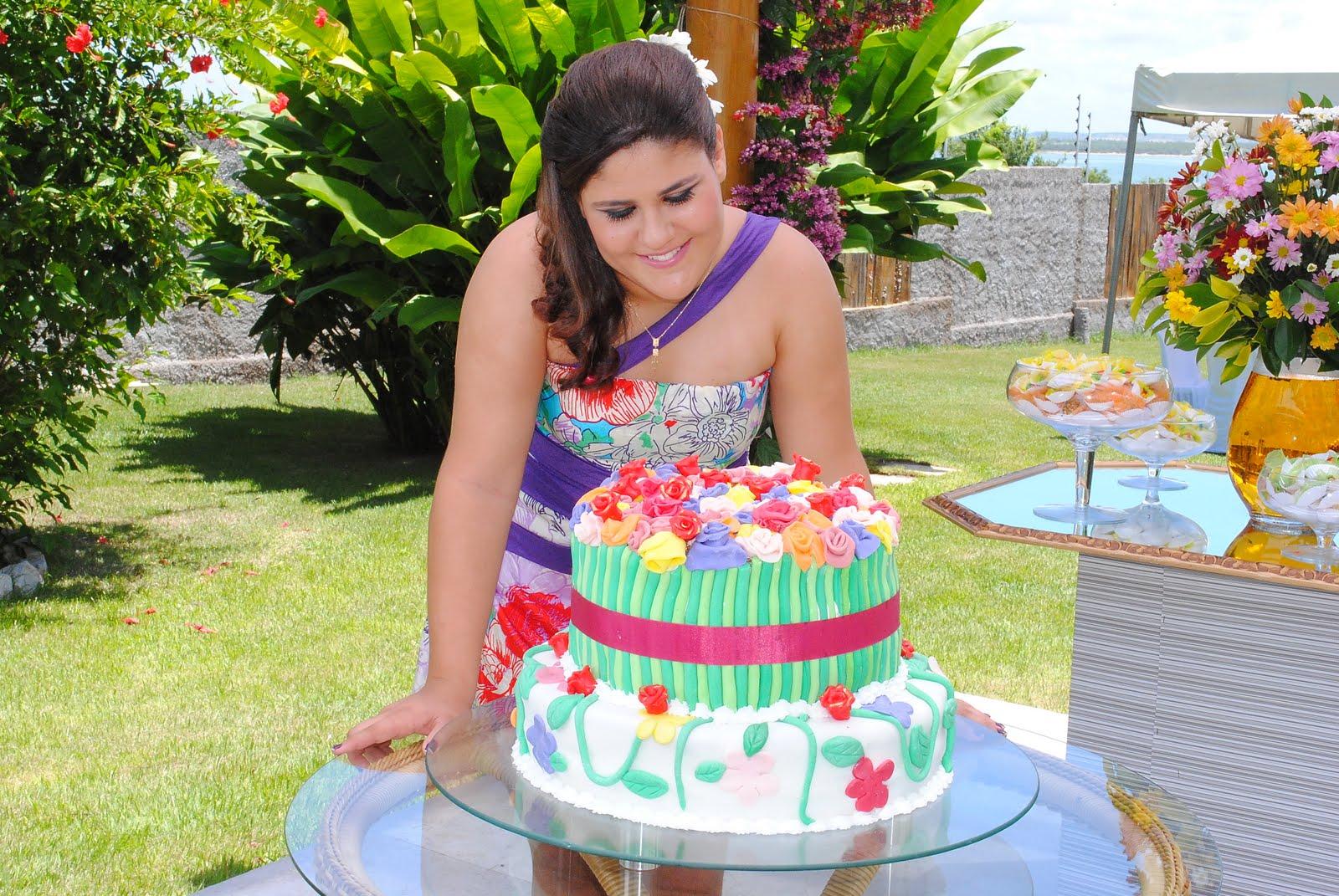 #416813 Cerimonial Lilás.Tom ♥ ♫♪: Festa Havaiana nos 15 anos de Elvira  1600x1071 px Banheiros Decorados Lilas 1007