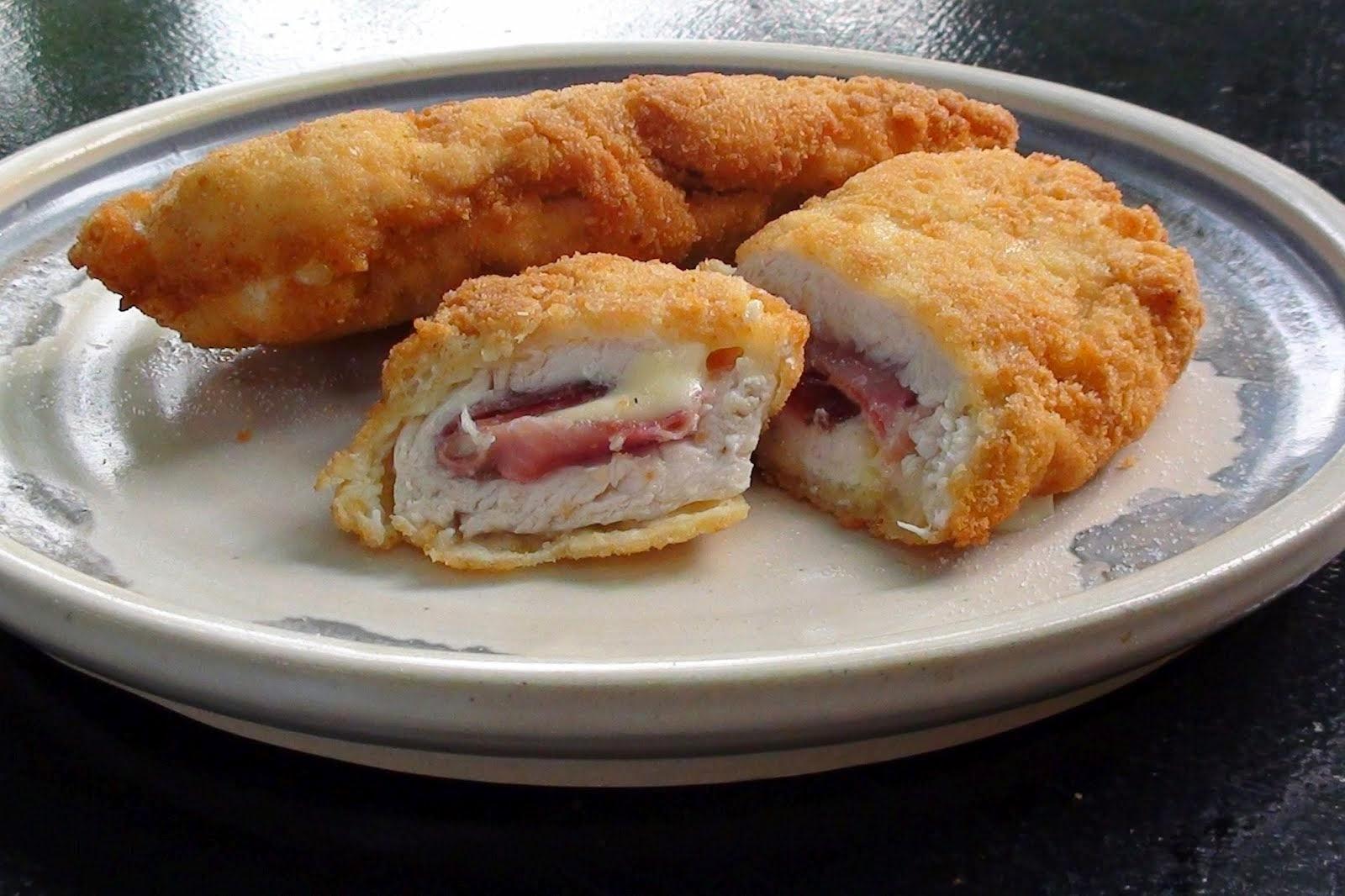 Chicken Cordon Bleu Recipe — Dishmaps