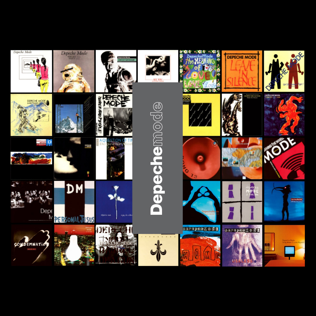 mode singles Here's billboard's take on the depeche mode singles that remain the most unappreciated: no people are people, no strangelove, no violator, and nothing you'd necessarily expect to hear at a dm gig -- but ten songs you'd always hold out hope for them finding room for.