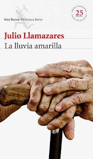 """""""La lluvia amarilla"""", de Julio LLamazares"""
