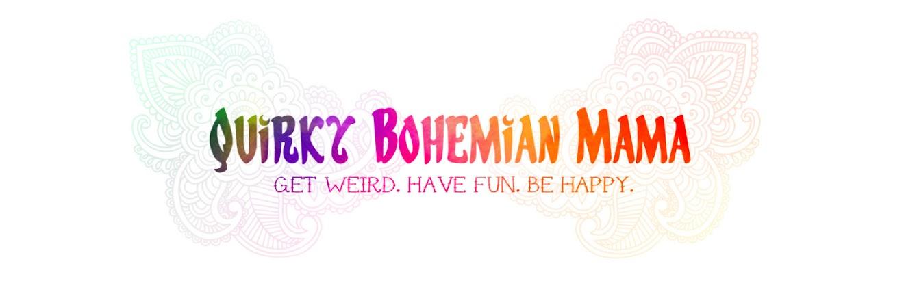 Quirky Bohemian Mama
